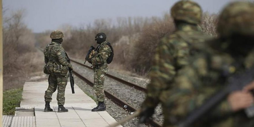 Yunanistan'dan Türkiye'ye: Askeri çatışmaya hazırız