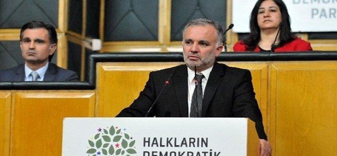 HDP TBMM'ni terketmeyecek