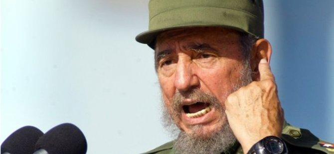 Küba devriminin lideri Fidel Castro yaşamını yitirdi