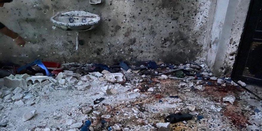 Kobani'de SİHA bombardımanı: 3 kadın hayatını kaybetti