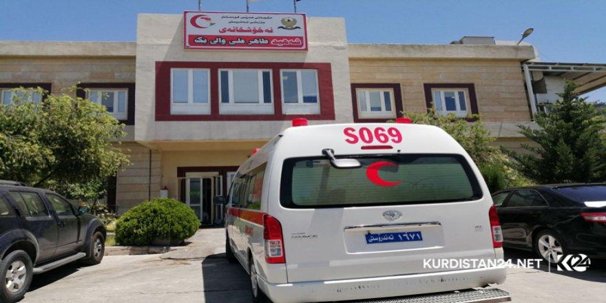 Kürdistan Bölgesi'nde son 24 saatte Covid-19'dan 11 ölüm
