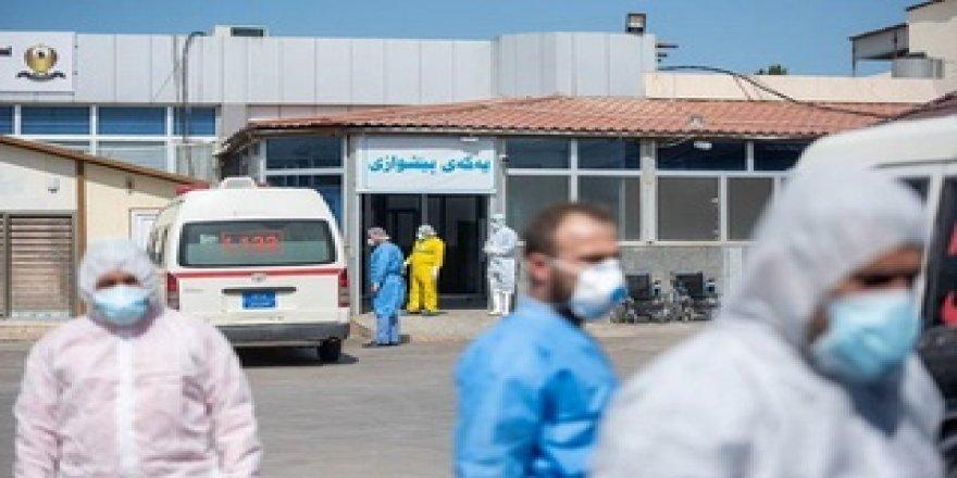Süleymaniye Sağlık Müdürlüğü: Salgın hastanelerde de var