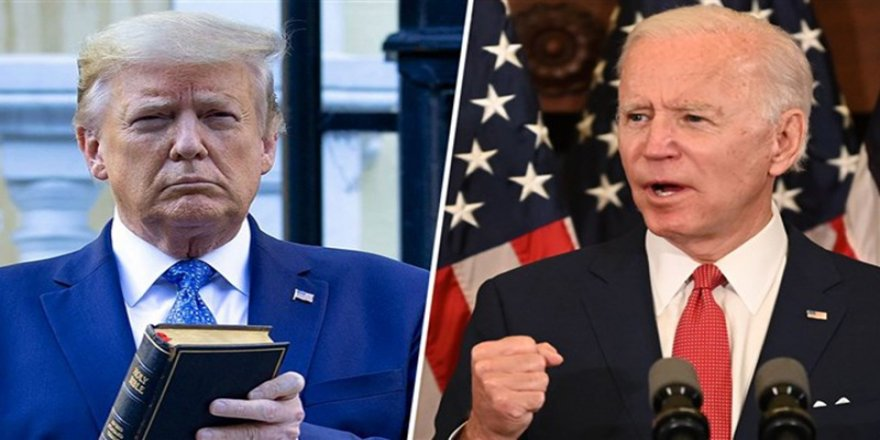 ABD medyası: Biden, Trump karşısında farkı açıyor