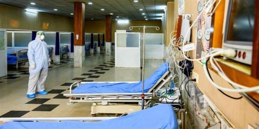 Süleymaniye'de Covid-19 nedeniyle 10 kişi hayatını kaybetti