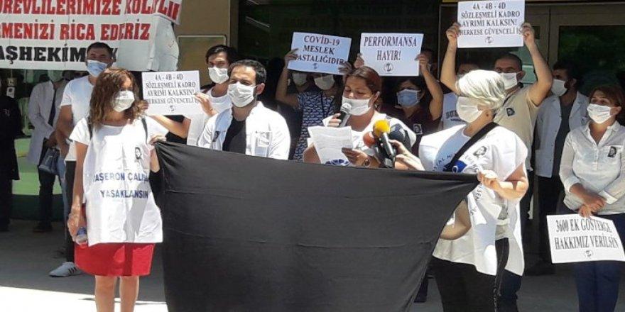 Diyarbakır Sağlık Platformu: Bu iş cinayeti