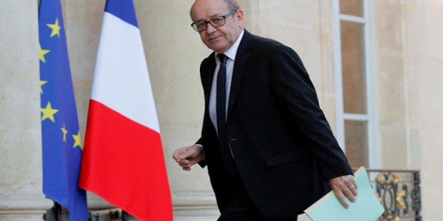 Fransa AB'yi Türkiye için acil toplantıya çağırdı