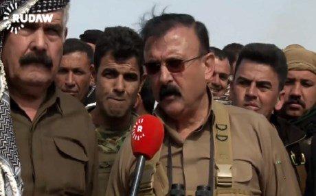 Peşmerge komutanı: 9 IŞİD'li yakaladık