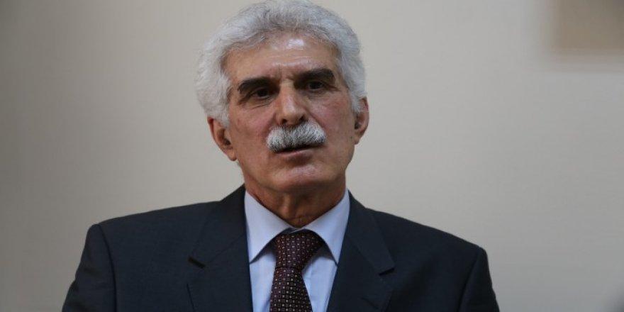 Şerefxan Cizirî: Kürt dili meselesi siyaset üstü bir meseledir