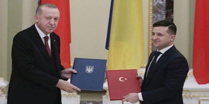Ukrayna duyurdu: Türkiye, ordumuza 205 milyon TL'lik yardım yaptı