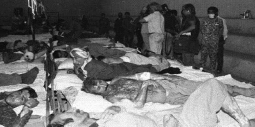 28 Haziran 1987: Serdeşt Katliamı