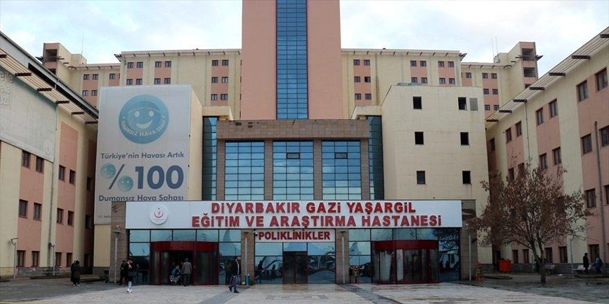Diyarbakır'da 5 günde 15 sağlıkçı enfekte oldu