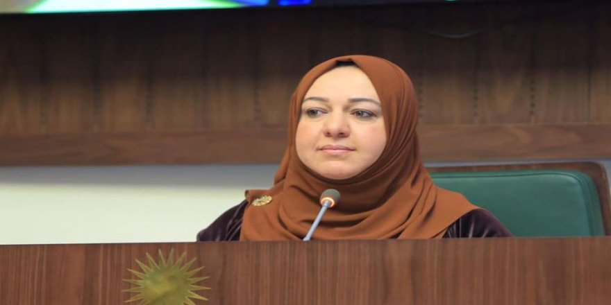 """""""Kürdistan Bölgesi'nin statüsünün yıkılması ile ilgili yapılan konuşmalar kabul edilmez"""""""