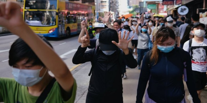Çin'de Ulusal Güvenlik Yasası onaylandı