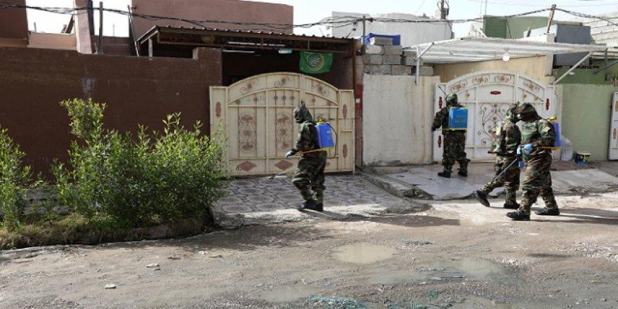 Irak'ta COV-19: 104 kişi hayatını kaybetti