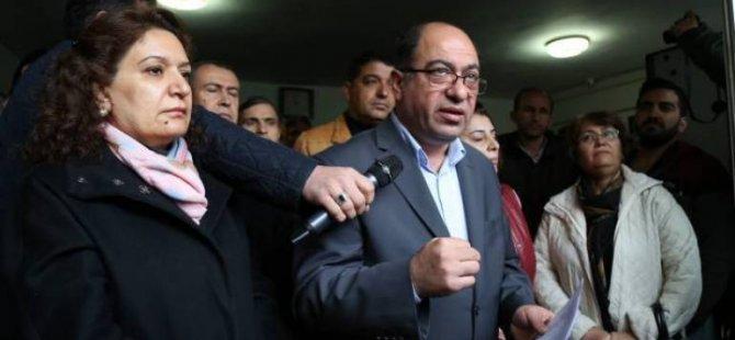 Amed'in 12 Belediye eşbaşkanının yetkileri elinden alındı