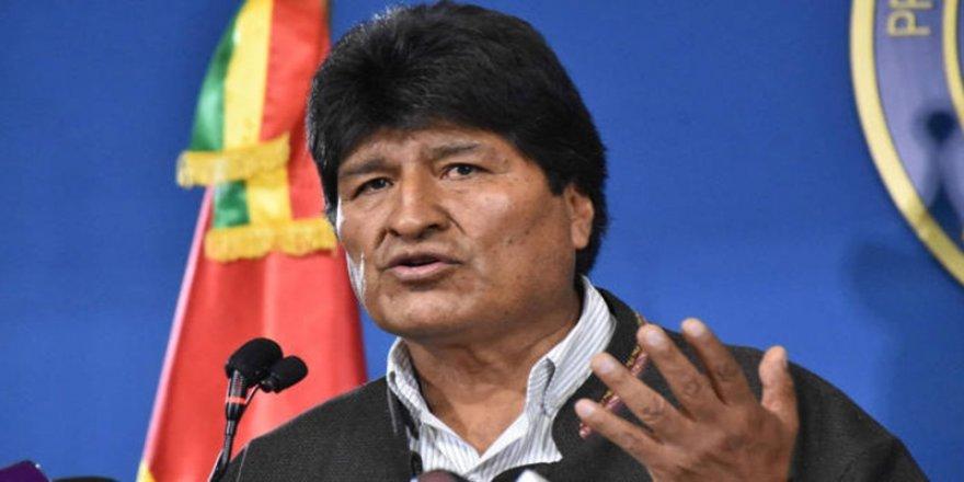 Eski Bolivya Devlet Başkanı Morales hakkında tutuklama kararı