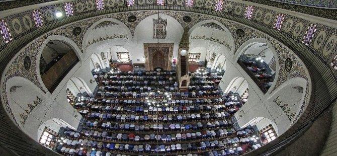 Diyarbakır Behram Paşa Camii fotoğrafı Türkiye birinciliği kazandı
