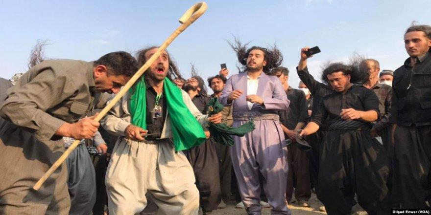 Yüzlerce derviş Kürdistan Bölgesi'ne girdi, İran güçleri ateş açtı