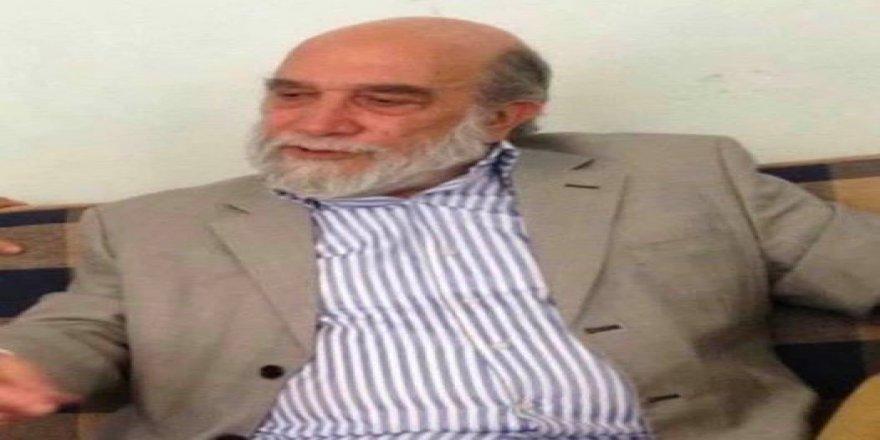 Özçelik: Kürt Yurtseveri Mahmut Çıkman'ın vefatından dolayı derin üzüntü içindeyiz