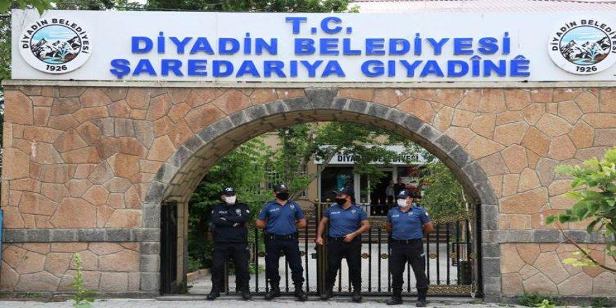 HDP'li Diyadin Belediyesine kayyum atandı
