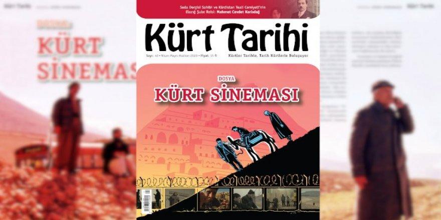 Kürt Tarihi dergisinden 'Kürt Sineması' sayısı