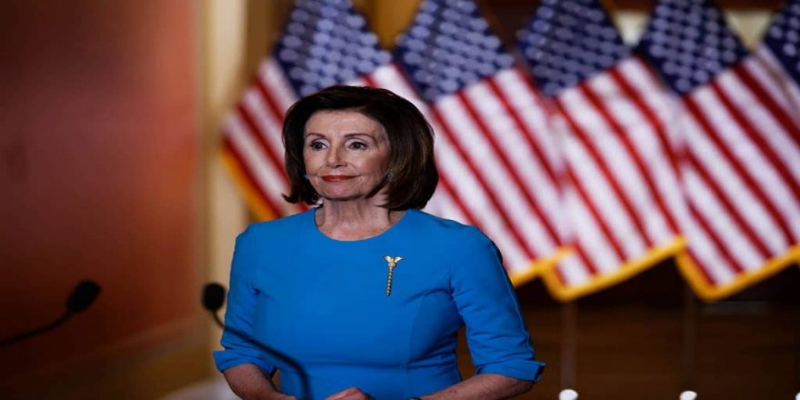 ABD Temsilciler Meclisi Başkanı Pelosi: Türkiye'den Kıbrıs için hesap sormalıyız