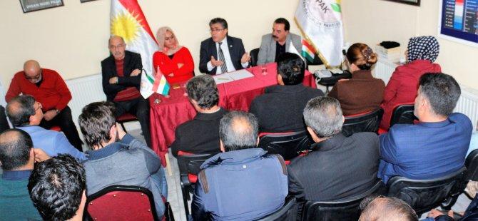 ''Güney Kürdistan'ın Bağımsızlığı, Tüm Kürtlerin Makus Talihi'ni Değiştirecektir''