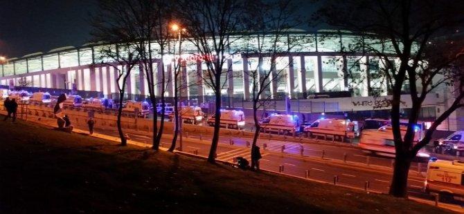 Istanbul'da bombalı saldırı