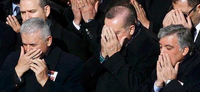 Erdoğan yanlış kişileri avlıyor