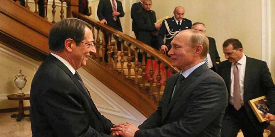 Kıbrıs'tan Türkiye'ye karşı Putin hamlesi