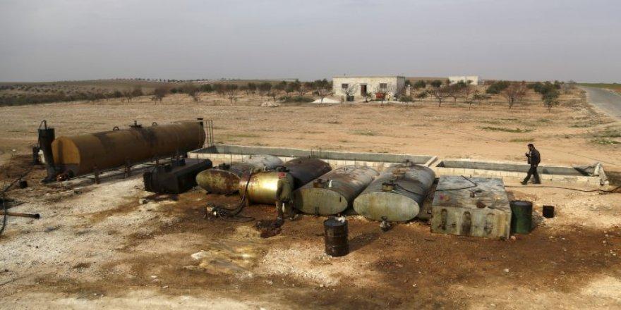Rojava'da Özerk Yönetim ile ABD arasında petrol anlaşması imzalandı