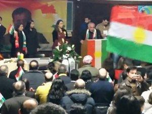 Dr. Saidin gösterdiği kurtuluş yolu Kürtlerin birlik ve direniş bayrağıdır