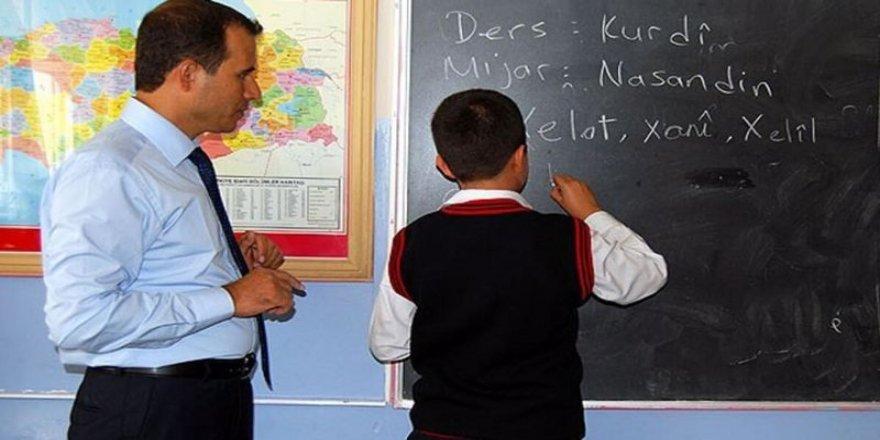 Kürtçe öğretmenleri: Bölüm var, ataması yok