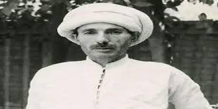 Osman Aydın Şêx Ehmed Barzani'yi yazdı: Önemli Bir Lider