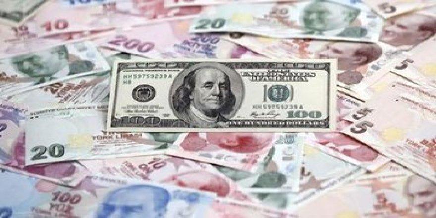 Dolar TL karşısında tarihi rekora ulaştı