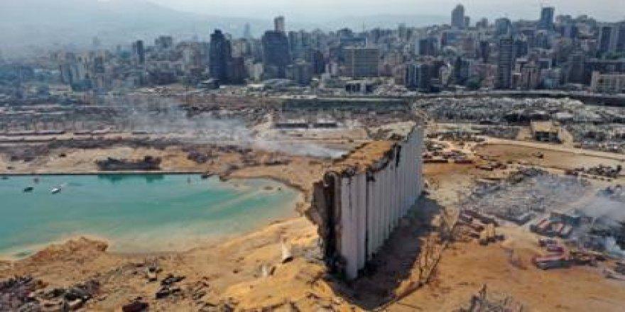 Beyrut Patlamasında 16 kişi gözaltında