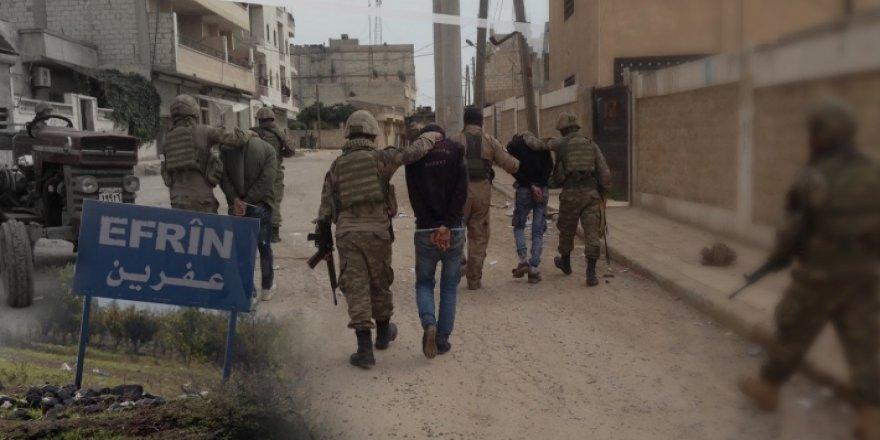 SOHR: 3 Kürt vatandaşı Efrin'de Türk istihbaratınca kaçırıldı