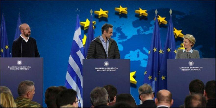 Avrupa Komisyonu: Yunanistan'la tam dayanışma içindeyiz
