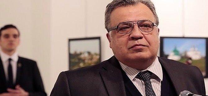 Rusya'nın Ankara Büyükelçisi öldürüldü