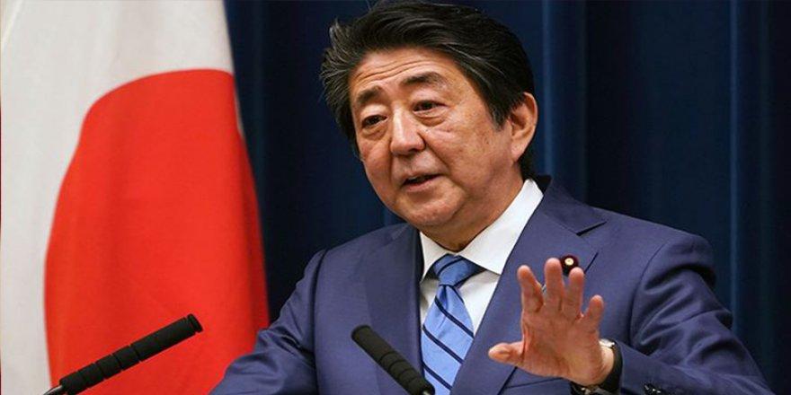Japonya Başbakanı Shinzo Abe istifa eti