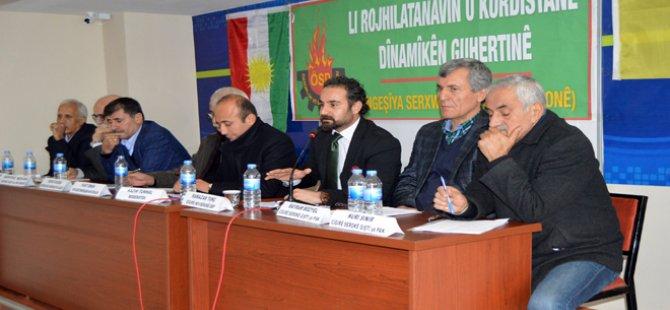 """""""Ortadoğu ve Kürdistan'da Değişim Dinamikleri"""""""