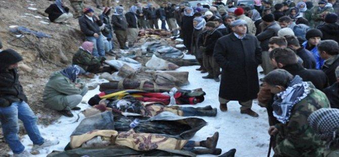 'Katır sırtında taşınan ölüleri Unutursak Kalbimiz Kurusun'