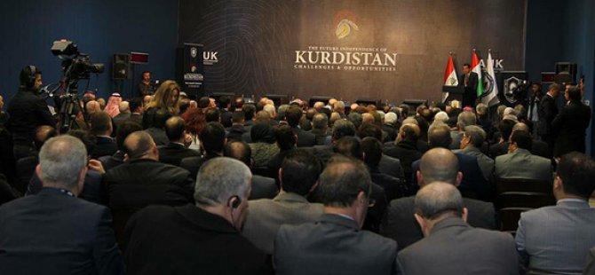 Barzani: 'Ülkede istikrar istiyorlarsa bağımsızlık bunun tek yolu'