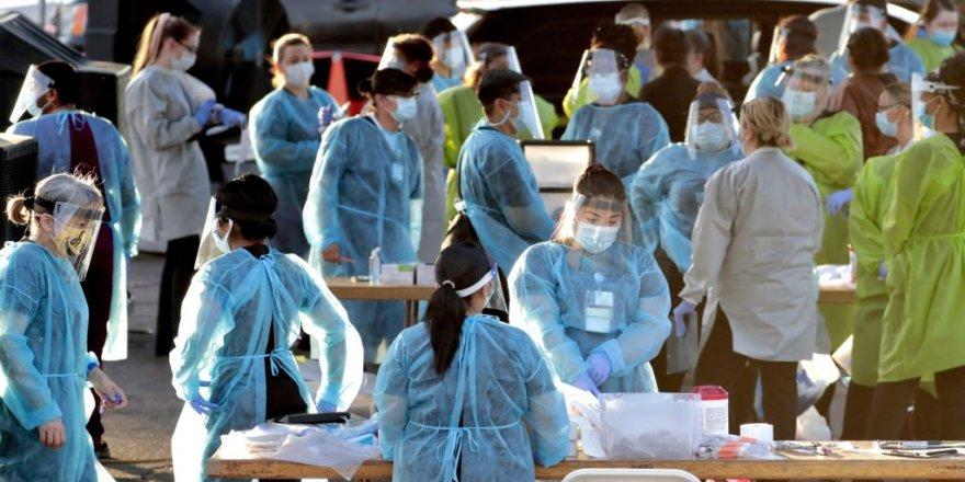 ABD'de salgın: Virüs bulaşan kişi sayısı 6 milyonu geçti