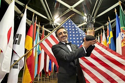 Kürt iş adamı ABD'nin en iyisi