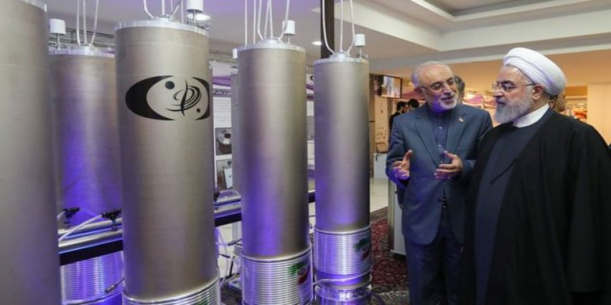 İran'dan yeni uranyum hamlesi