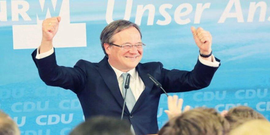 Almanya: NRW seçimlerinin galibi CDU oldu