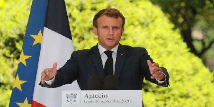 Macron'dan Putin'e: Olay açıklığa kavuşturulmalı