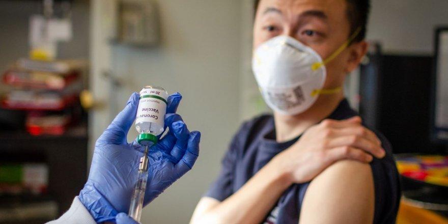 Çin: Aşı kasım ayında hazır