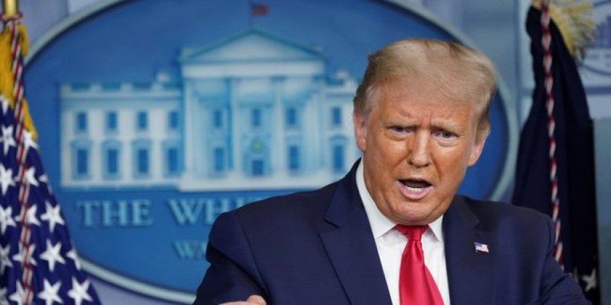 Trump'tan İran'a: 1000 kat daha büyük bir saldırıyla karşılık verilecek!